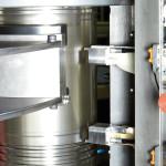 ibg-Prüfanlage für große Zylinderlaufbuchsen