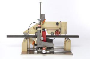 ibg Prüfmechanik für Stangen & Schienen (Gefüge)